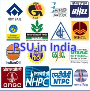 PSU in India