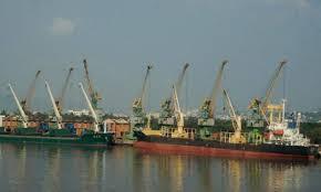 vizag port