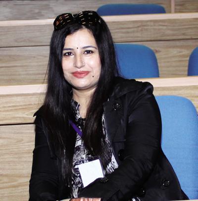 Mala Singh, green entrepreneur and CMD, PEC Solutions Green Designs Pvt Ltd