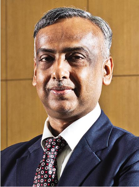 Sanjiv N Sahai MD & CEO, DIMTS
