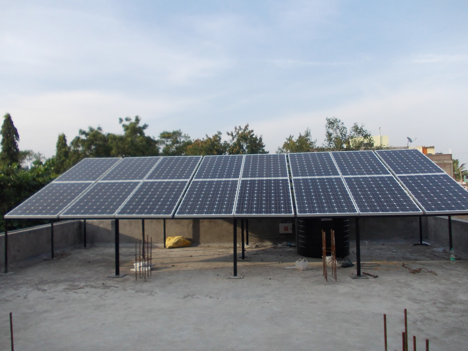 Tamil Nadu launches rooftop Solar power projects