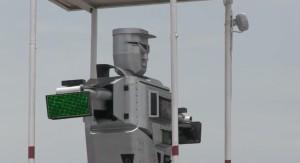 Robot-Traffic-Cops