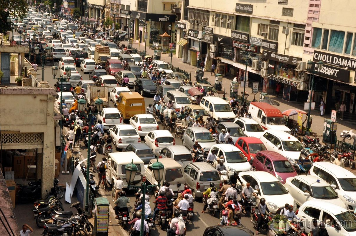 smart mobility plan to ease traffic in lucknow smart city lucknow traffic