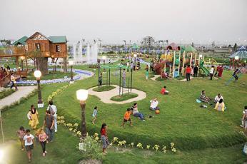 Kolkata Park