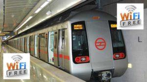 Fee-Wifi-Delhi-Metro