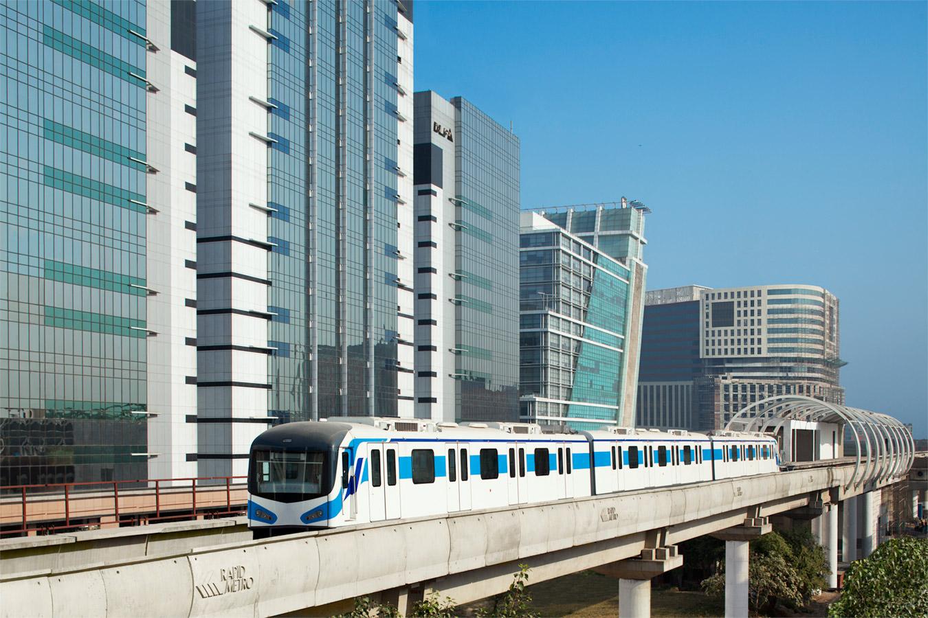 gurgaon-metro