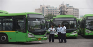 DTC buses