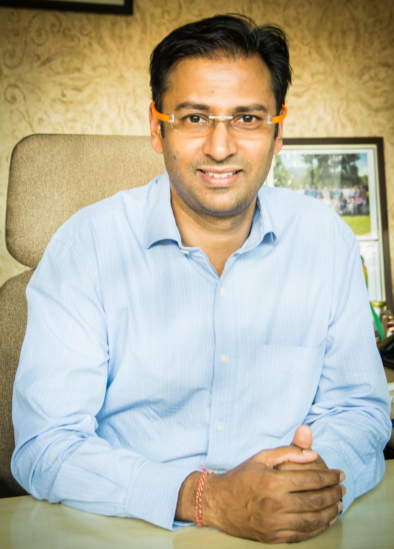 Mr. Rohit Poddar, Managing Director, Poddar Housing and Development Ltd …