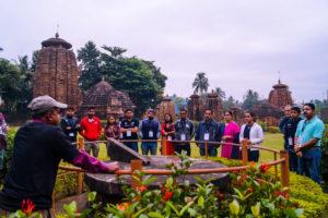 heritage tour orissa
