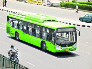 Intra-city bus service