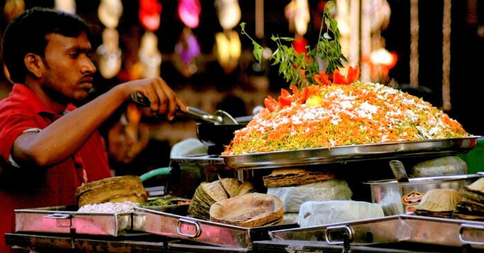 skill training for street vendors