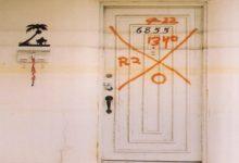 digital door number