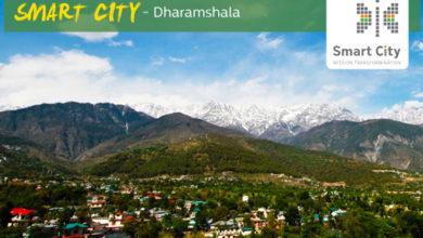 Dharamshala smart city