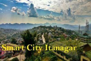 smart city itanagar
