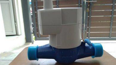 igital water meters