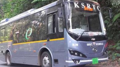 KSRTC electric buses