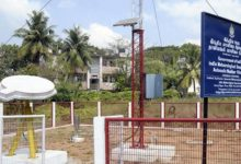 MeT to install new rain gauges & automatic weather stations in Tamil Nadu