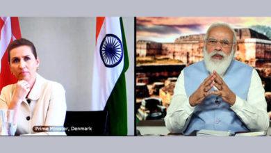 India-Denmark work on establishing Green Strategic Partnership