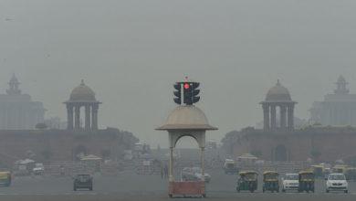 Air Pollution in delhi