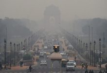 Delhi Air Pollution AQI in 'severe' category in 12 areas