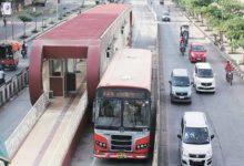 Kumbharia to Kadodora Bus Rapid Transit System (BRTS) corridor
