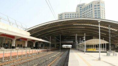 gandhinagar railway station