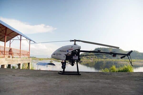 Centres-i-Drone-programme